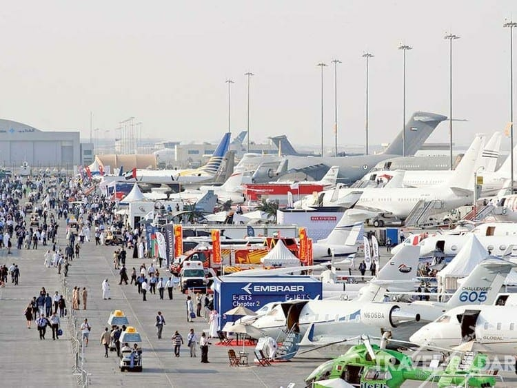 Airbus Secures Massive Orders at Dubai Airshow