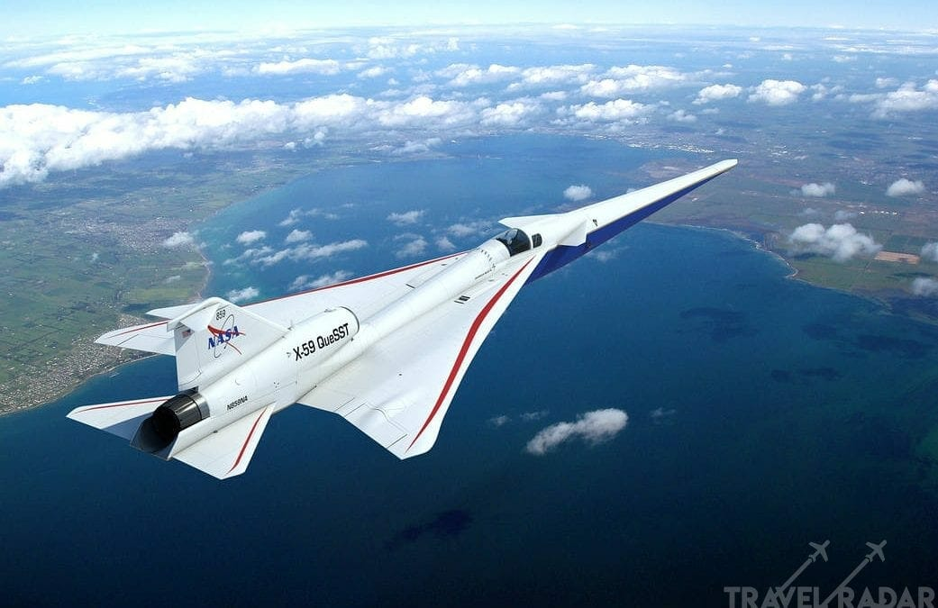 'Son of Concorde' – Inside the NASA X59 Program