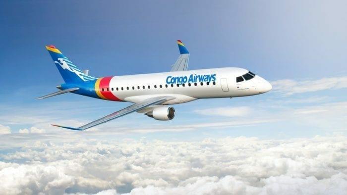 congo-airways-buys-embraer-e175