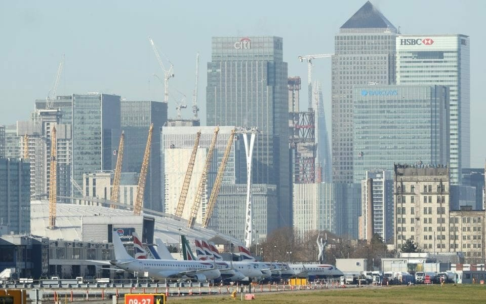 clean-green-london-city-airport