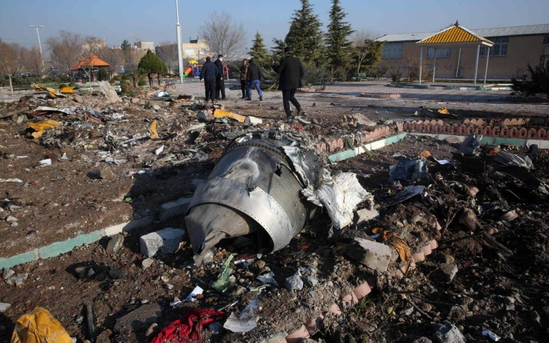 Iran – Ukraine Boeing 737 Shooting Down: Final Report
