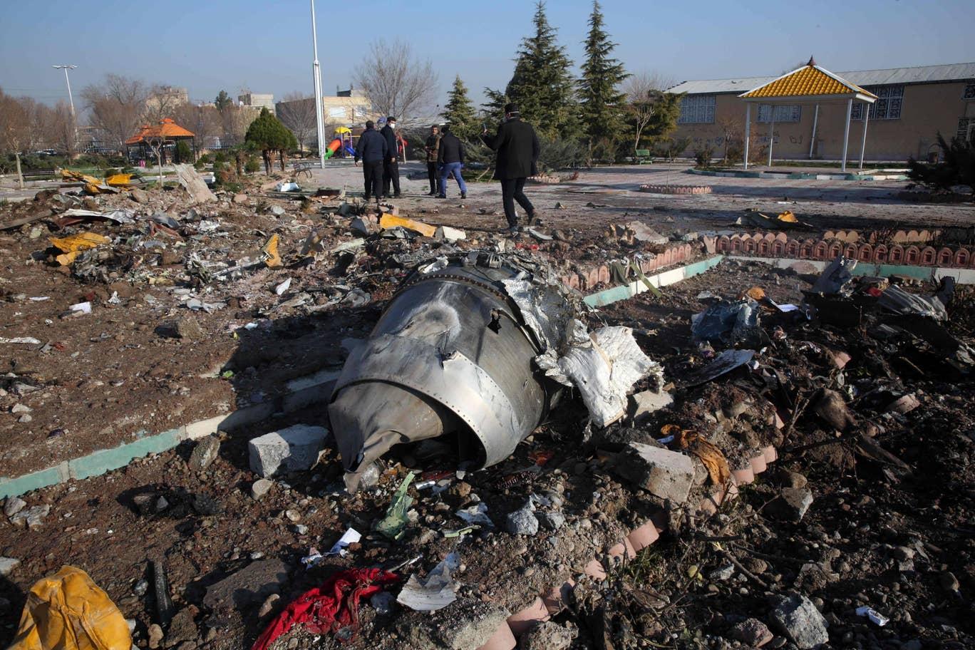 iranian-responses-to-ukraine-crash-at-tehran