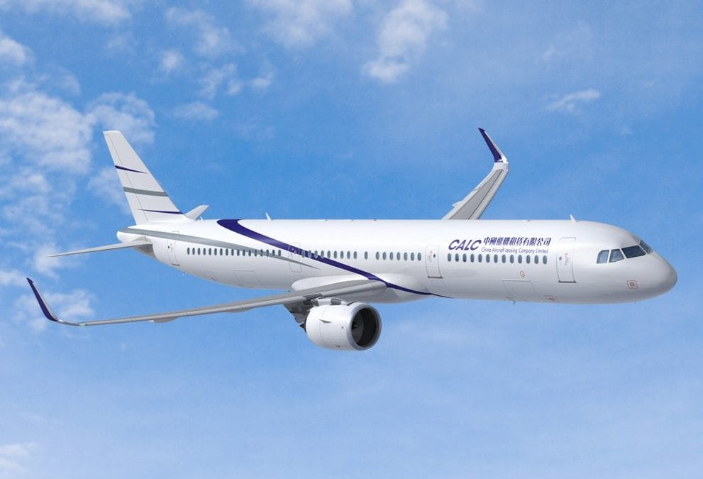 CALC Orders More A321NEOs