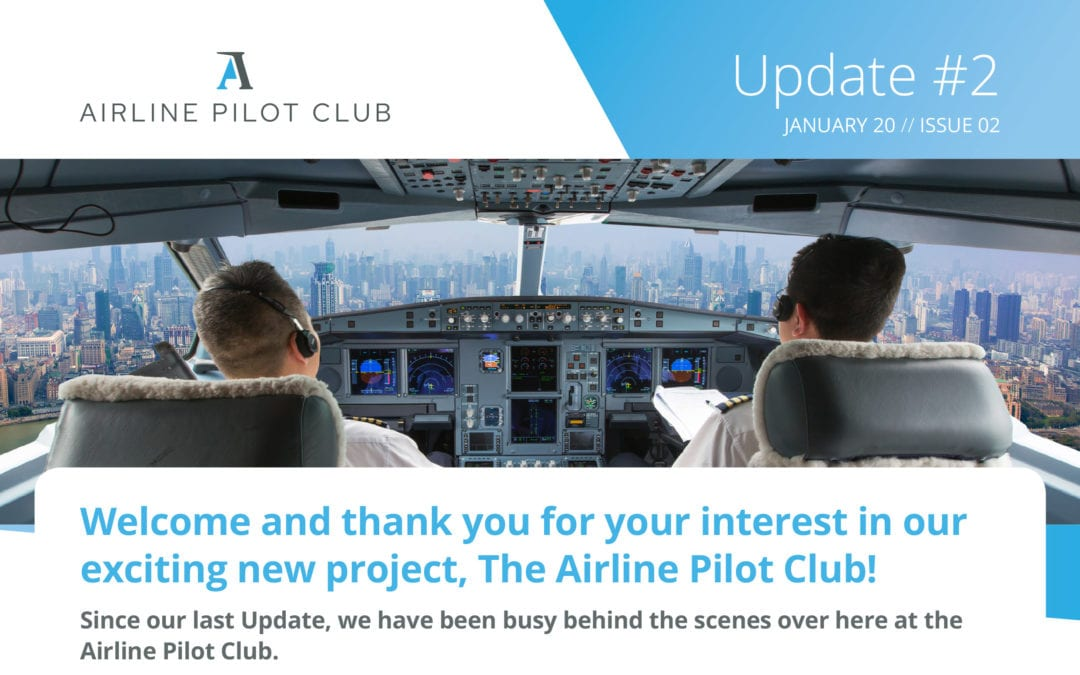The Airline Pilot Club Newsletter #2