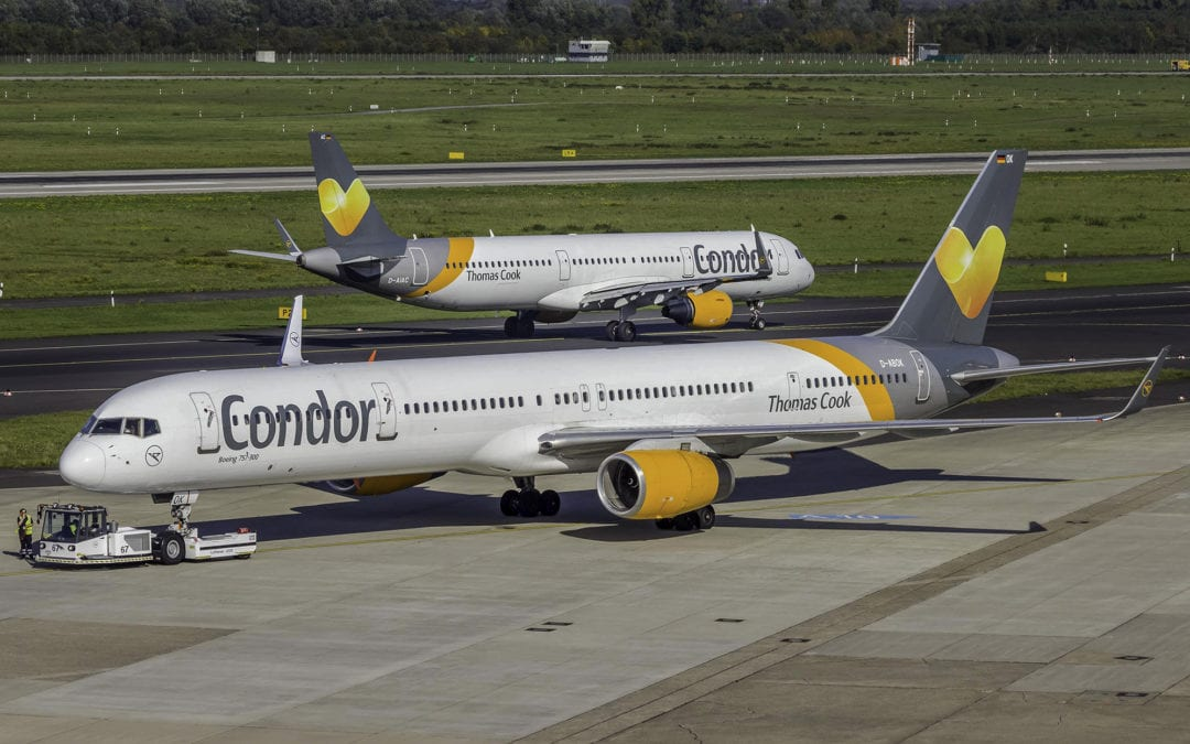 LOT Polish Airlines deal approved to buy Condor.