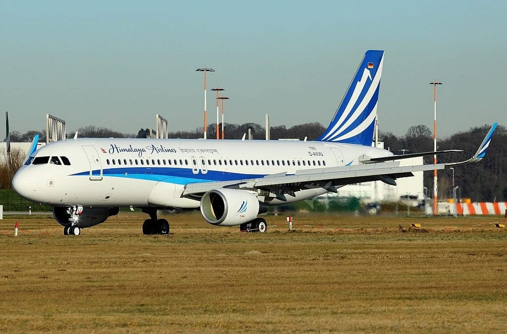 new-heights-for-himalaya-airlines:-first-a319-in-the-fleet