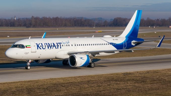 kuwait-suspends-commercial-flights-from-today,-friday