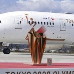roll-on-the-2020-olympics-–-flame-lands-in-japan