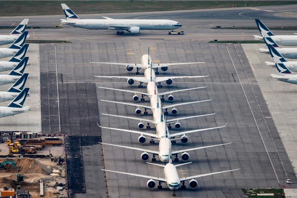 the-coronavirus-effect:-asian-aviation-in-dismay