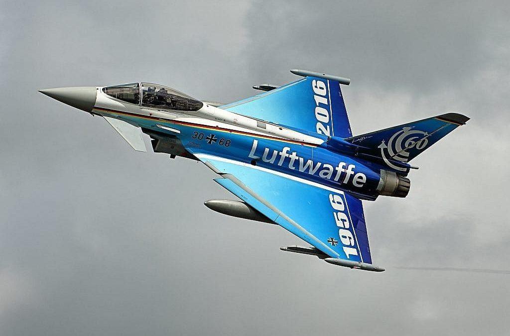 How Luftwaffe plans to revive its 'aging' Tornado fleet?