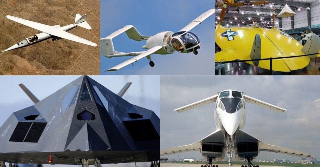 5-weirdest-aircraft-to-actually-fly