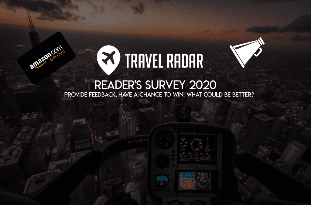 Take part in our Reader's Survey!