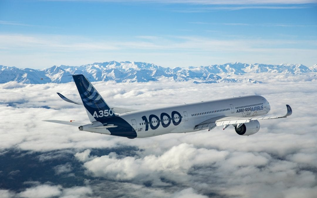Airbus Deliveries On The Increase?