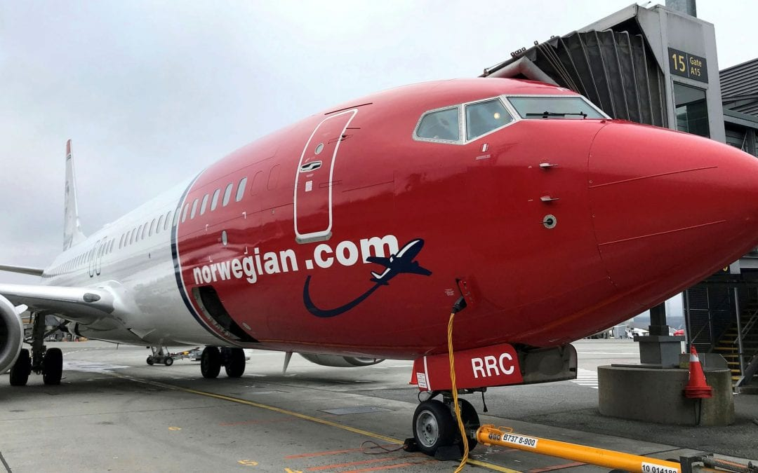 NORWEIGAN SET TO NOT PAY PILOTS AND CREW