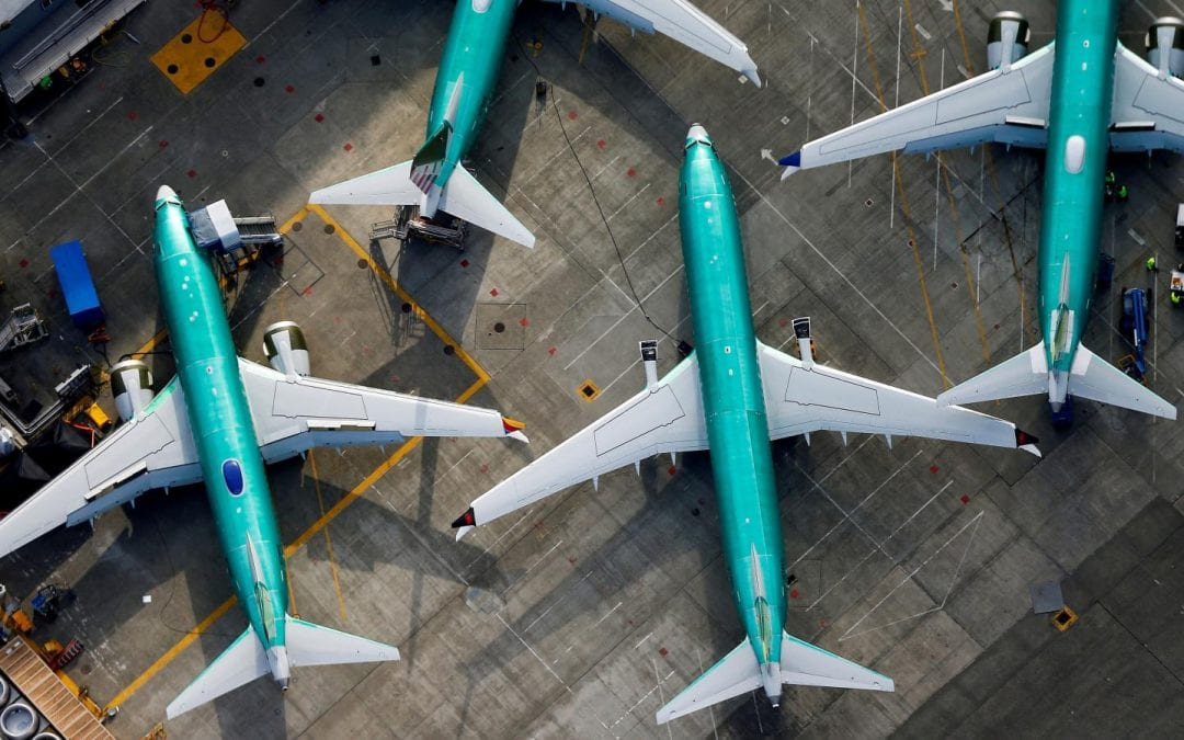 NEW FLAWS WITH 737 MAX CAUSE FURTHER DELAYS