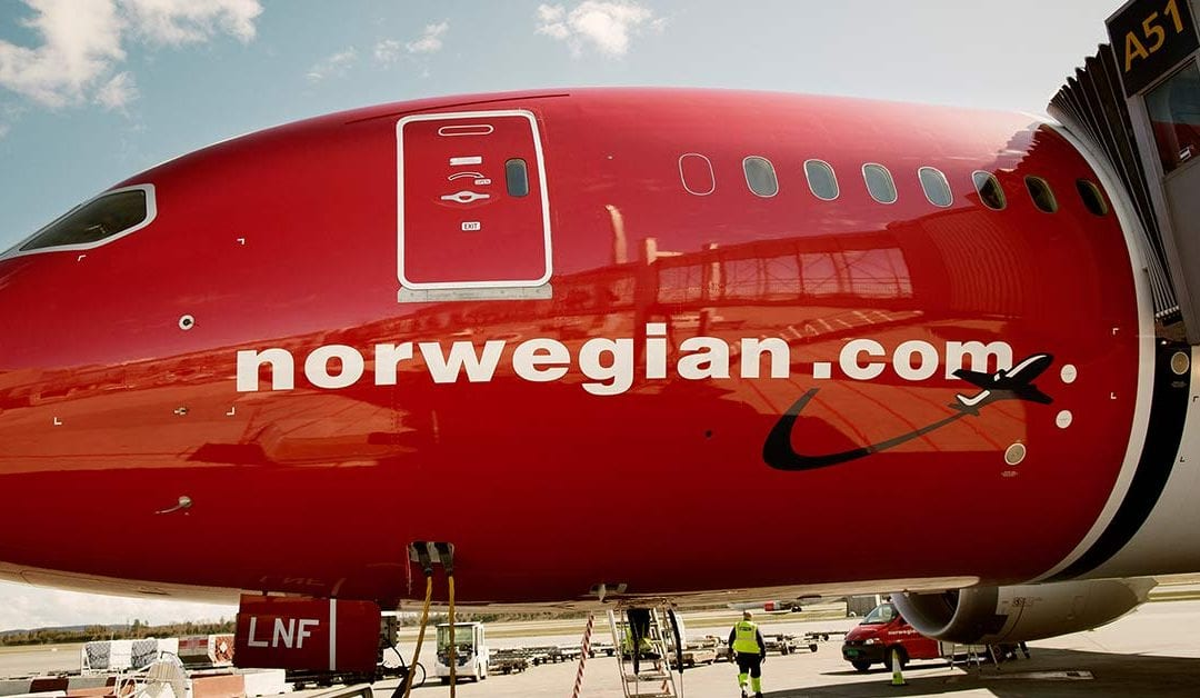 4700 JOBS AT NORWEGIAN AT HIGH RISK
