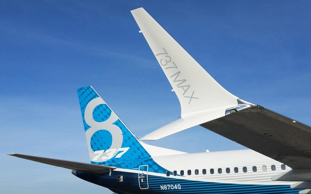 Boeing White Tail MAX Aircraft Looking For Buyers