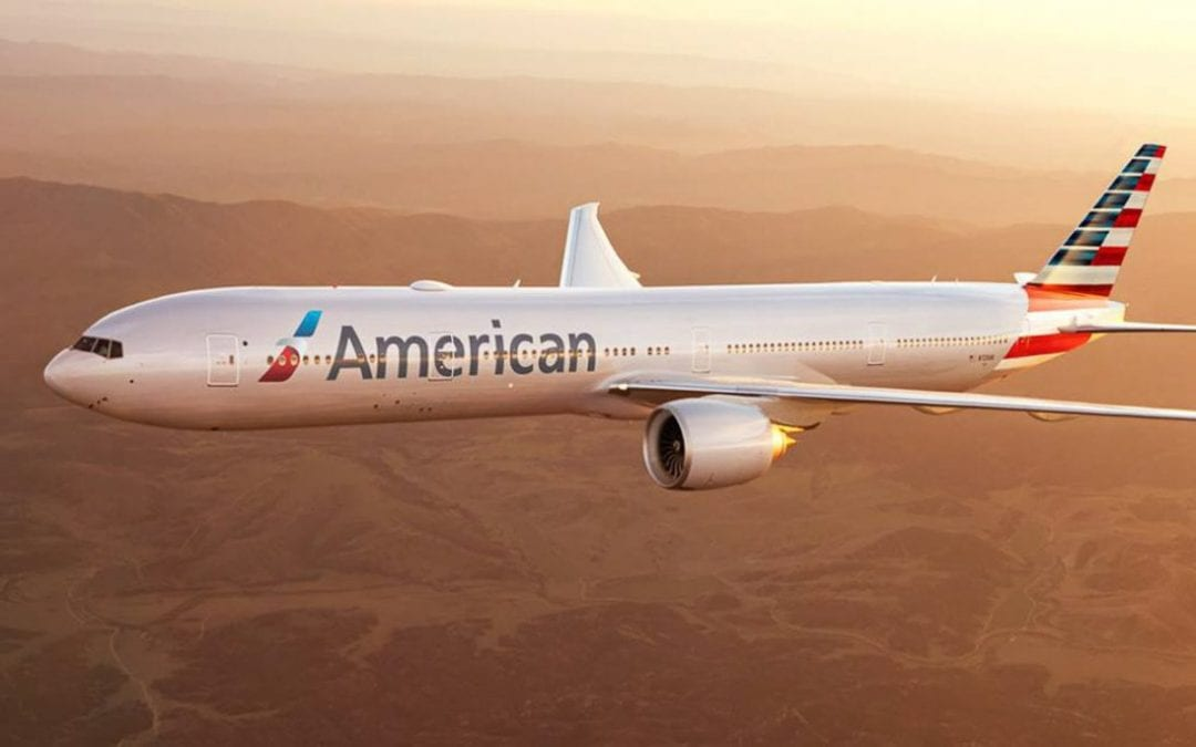 American Airlines Retires Five Aircraft Types