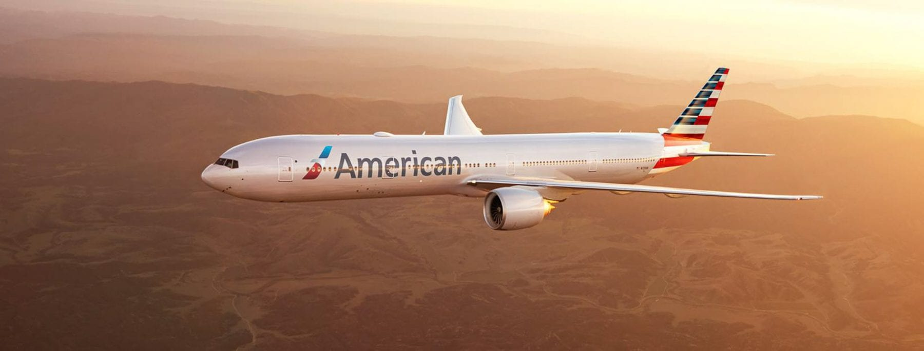"""American Airlines – """"No More Grounded Planes!"""""""