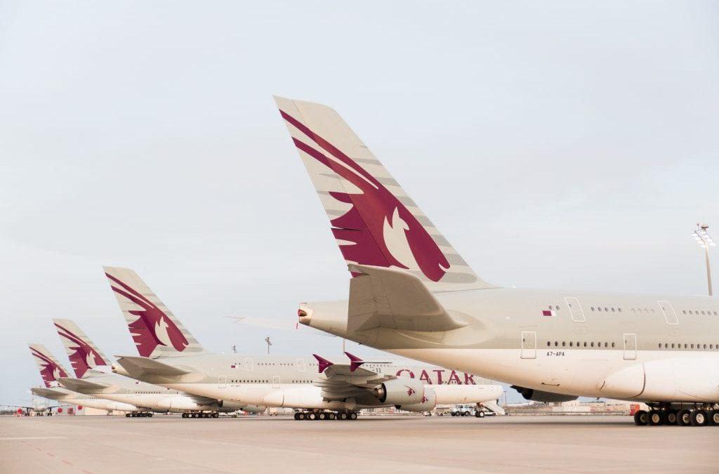 Qatar Airways Expands Network