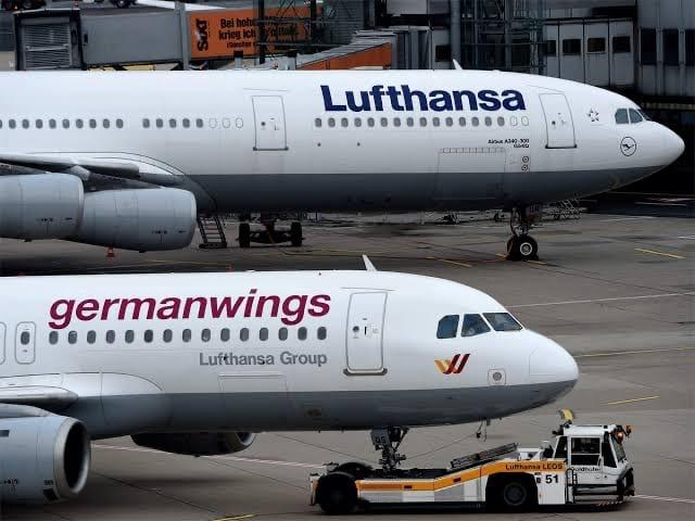 Lufthansa Restarts. Gently.