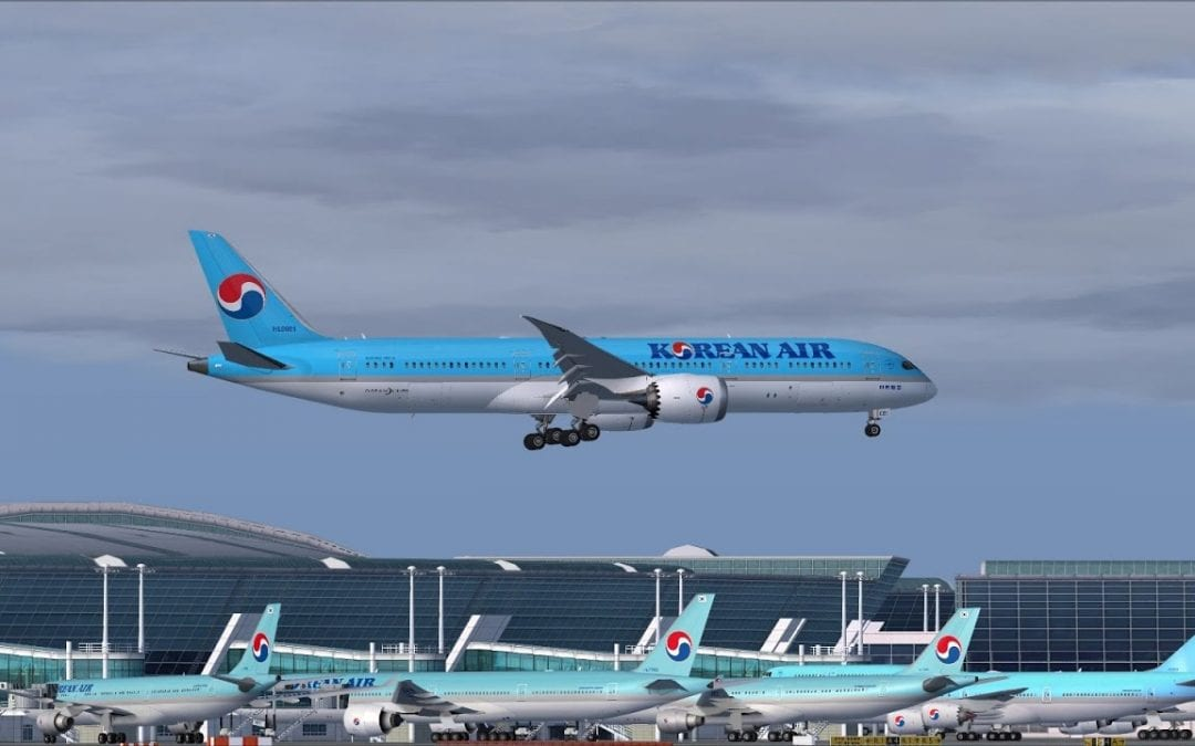 korean-air-posts-first-quarter-loss-of-598mn