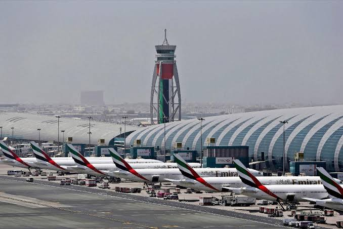 Emirates Spools Up