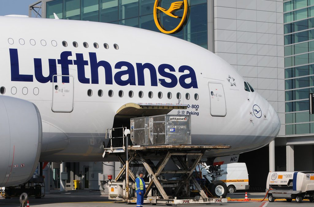 Lufthansa To Ground More Aircraft [MINUTE READ]