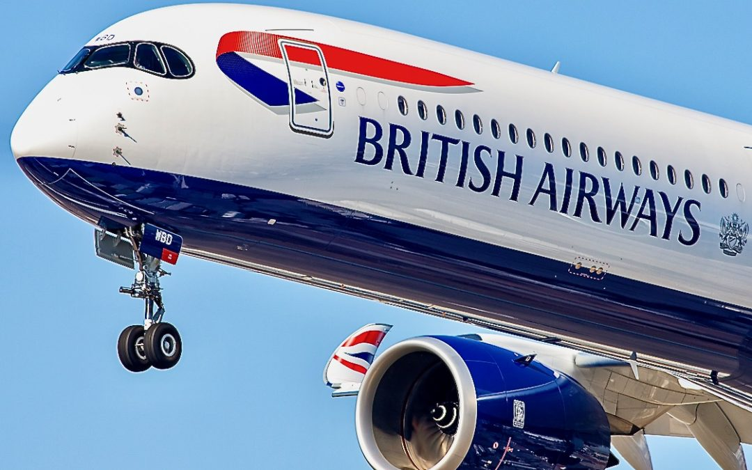British Airways Resumes Long Haul Flights