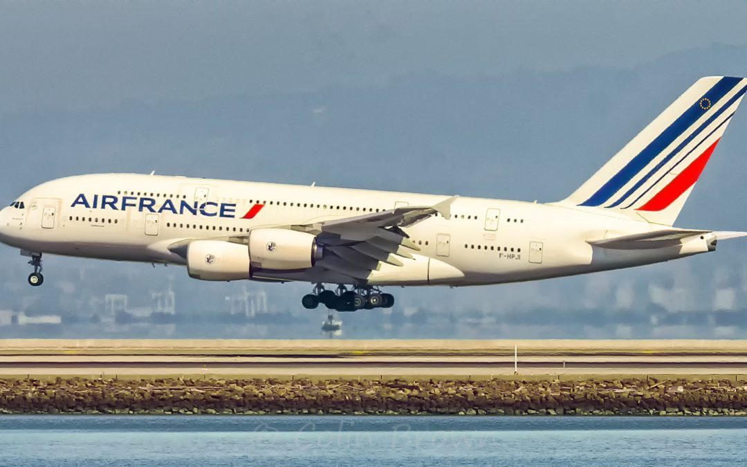 Air France Plans on Cutting Over 7,500 Jobs by 2022
