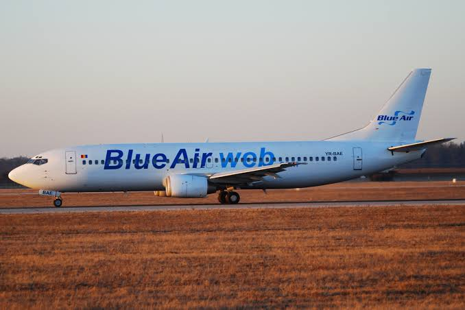 Blue Air Enters Insolvency – Seeks 18 Months to Pay Debts