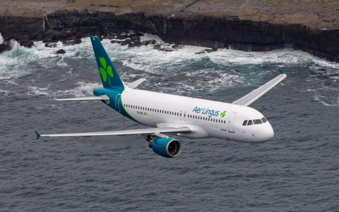 Aer Lingus Mothballs Brand New Airbus A330