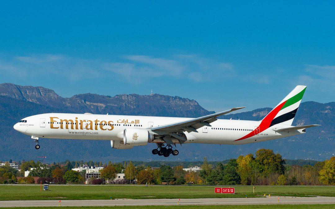 Emirates Nearing 70 Destinations Milestone as it Resumes More Flights
