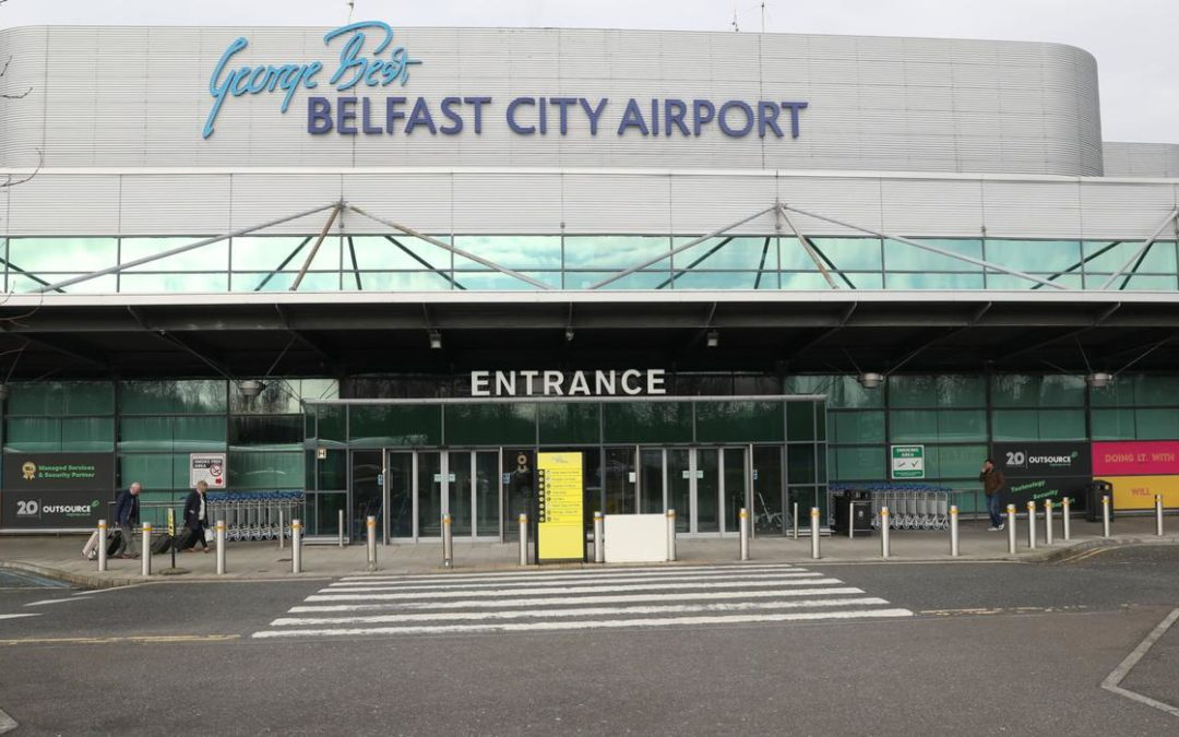 Aer Lingus Opens New Base at Belfast City Airport