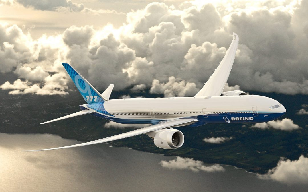 Boeing Updates Estimate on Aircraft Demand In China
