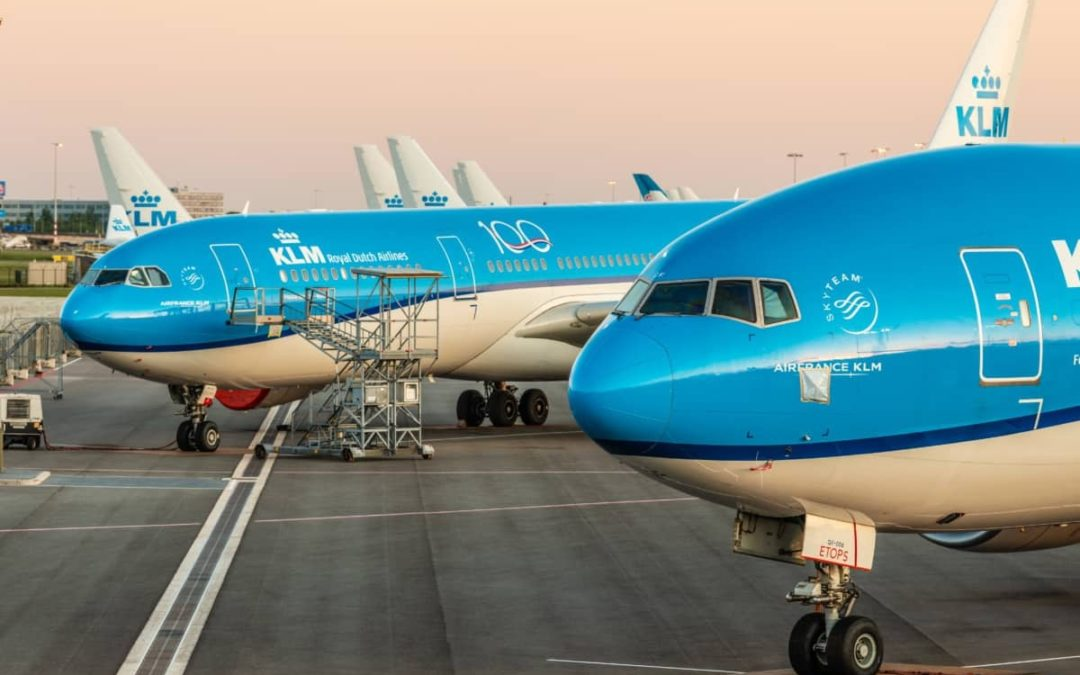 KLM to Cut Around 5000 Jobs Due to Coronavirus Crisis