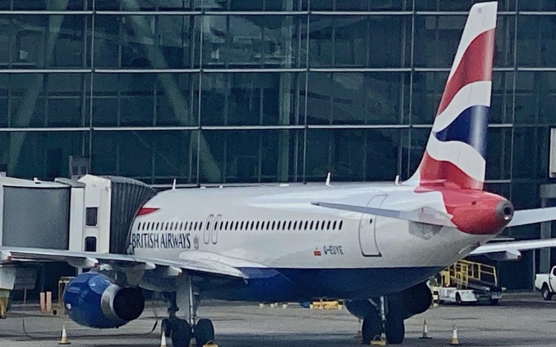 Flying in the New Normal 2: Interview with a British Airways Cabin Crew Member