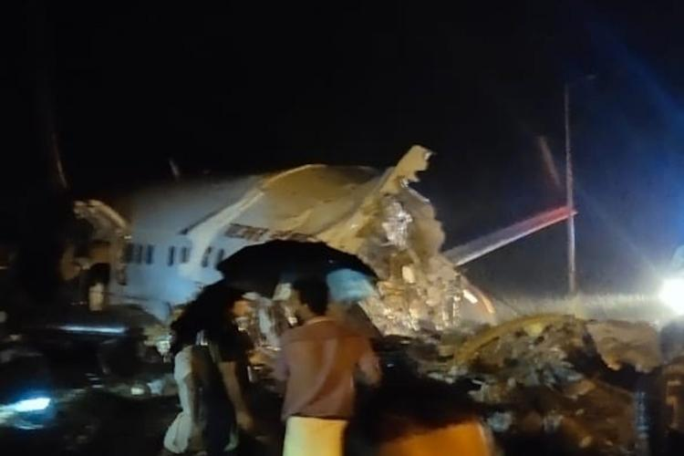 Breaking: Air India Plane Skids Off Runway at Calicut Airport, Many Feared Dead