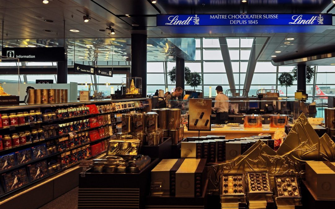 Recovery of Airport Retail Business – Not Too Soon