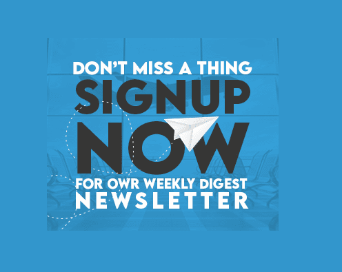 Travel Radar's New Weekly Digest