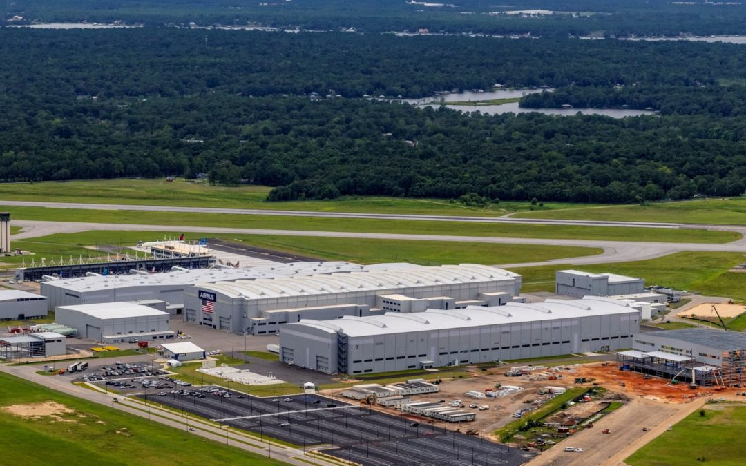 Airbus Celebrates 5yrs of US Factory!