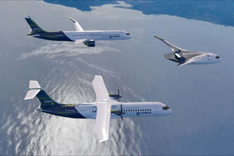 Airbus Unveil New 'Eco-Friendly' Aircraft