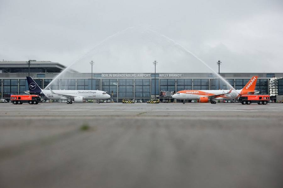 Berlin Brandenburg Airport Opens To The Public – Finally!
