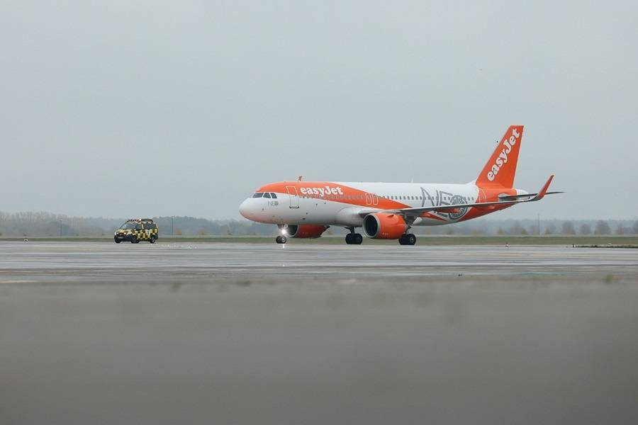 EasyJet Receives £1.4 billion Five-Year Loan