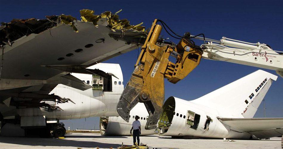 British Airways Boeing 747 To Become A Film Set