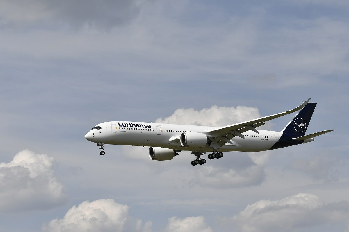 lufthansa joins pre-flight covid testing push