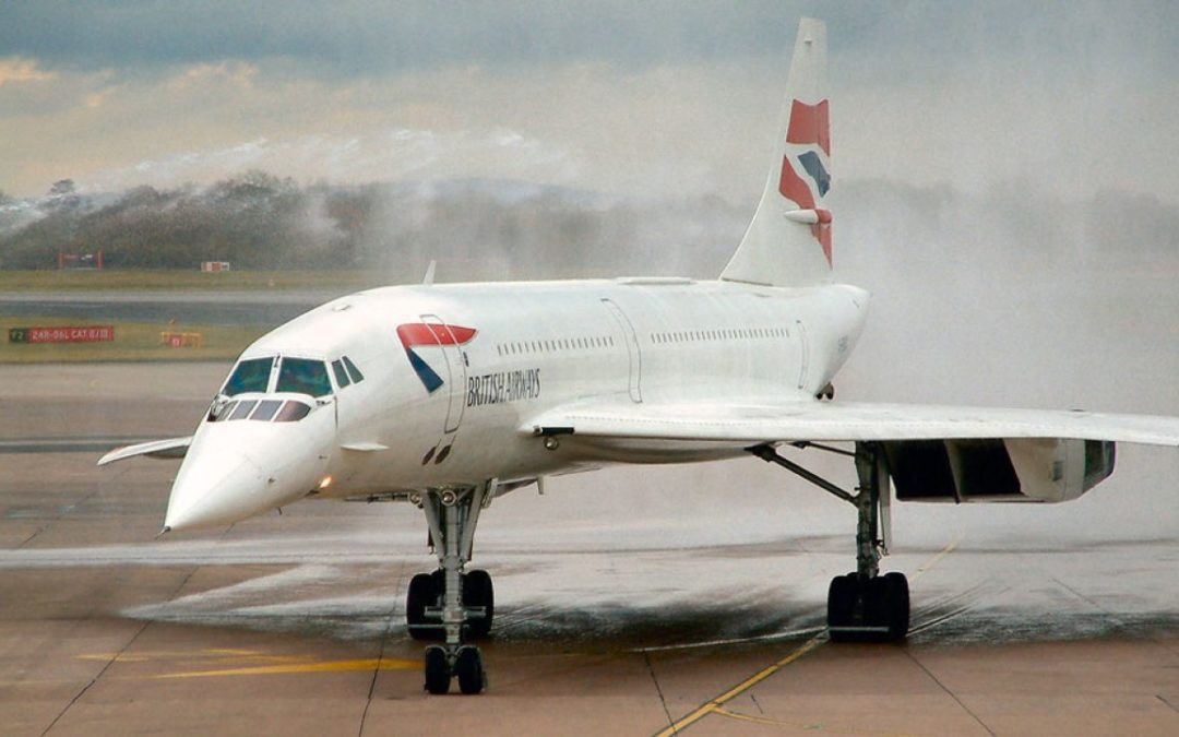 Concordes Final Flight 17 Years Ago Today!