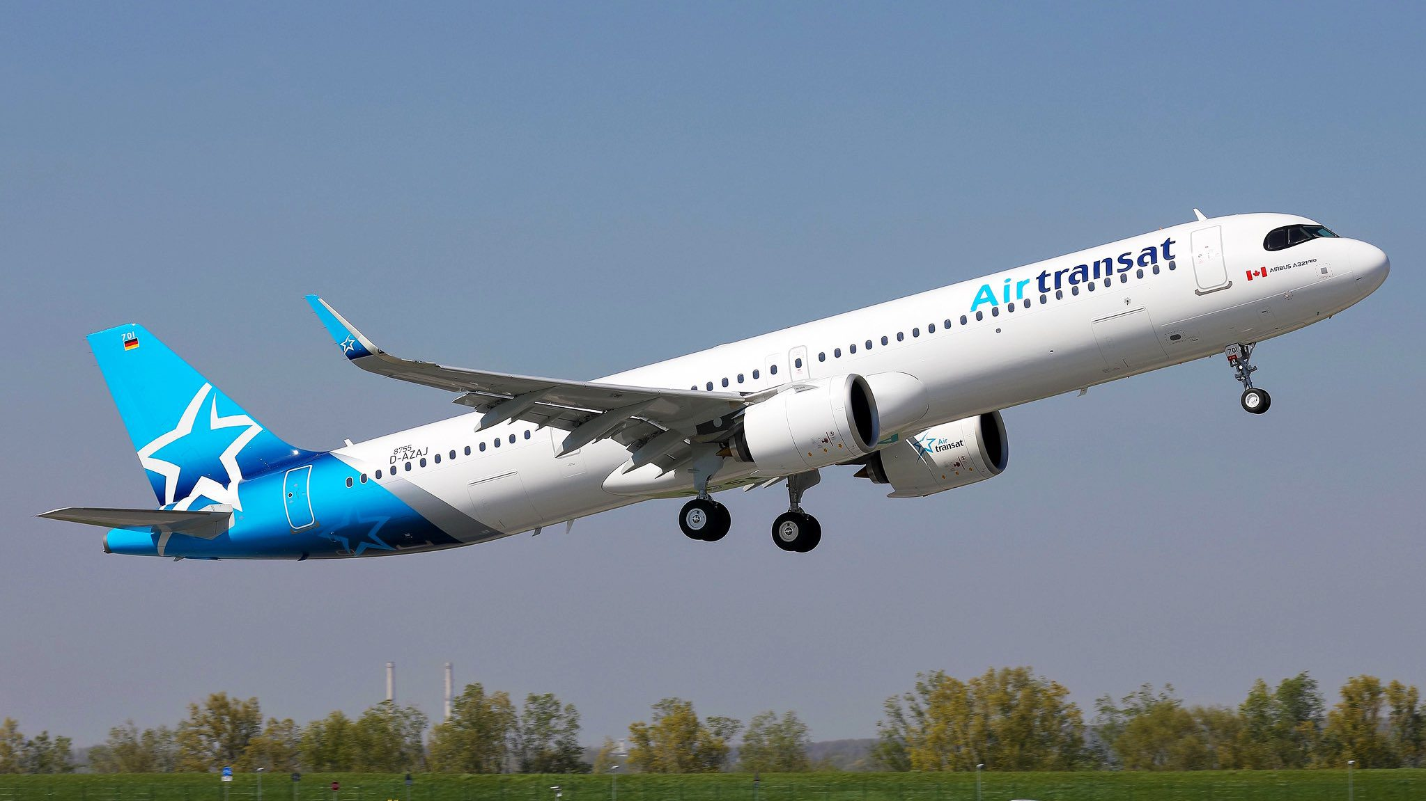 Air Transat Break A321LR Distance Record!