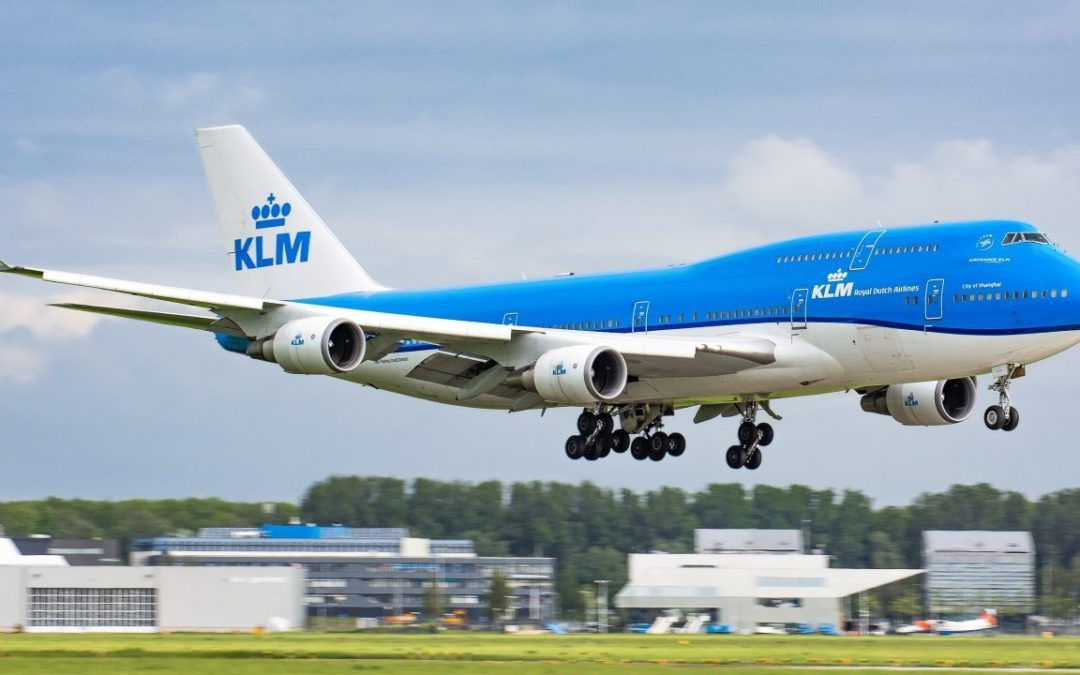 KLM Retire Final Boeing 747s Tomorrow