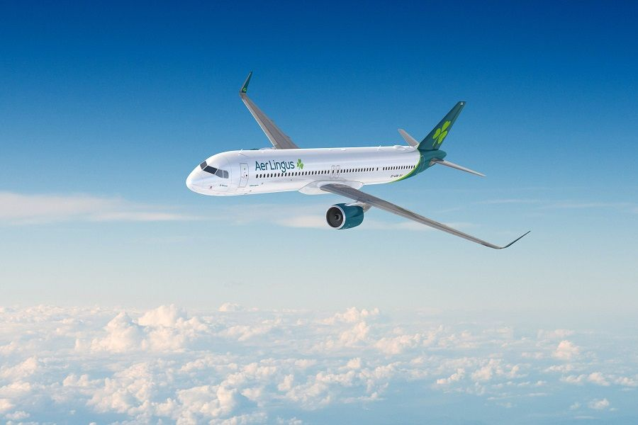 """Aer Lingus UK"" May Soon Operate Direct UK-US Flights"
